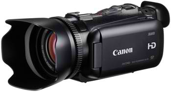 cannon hd prof 1